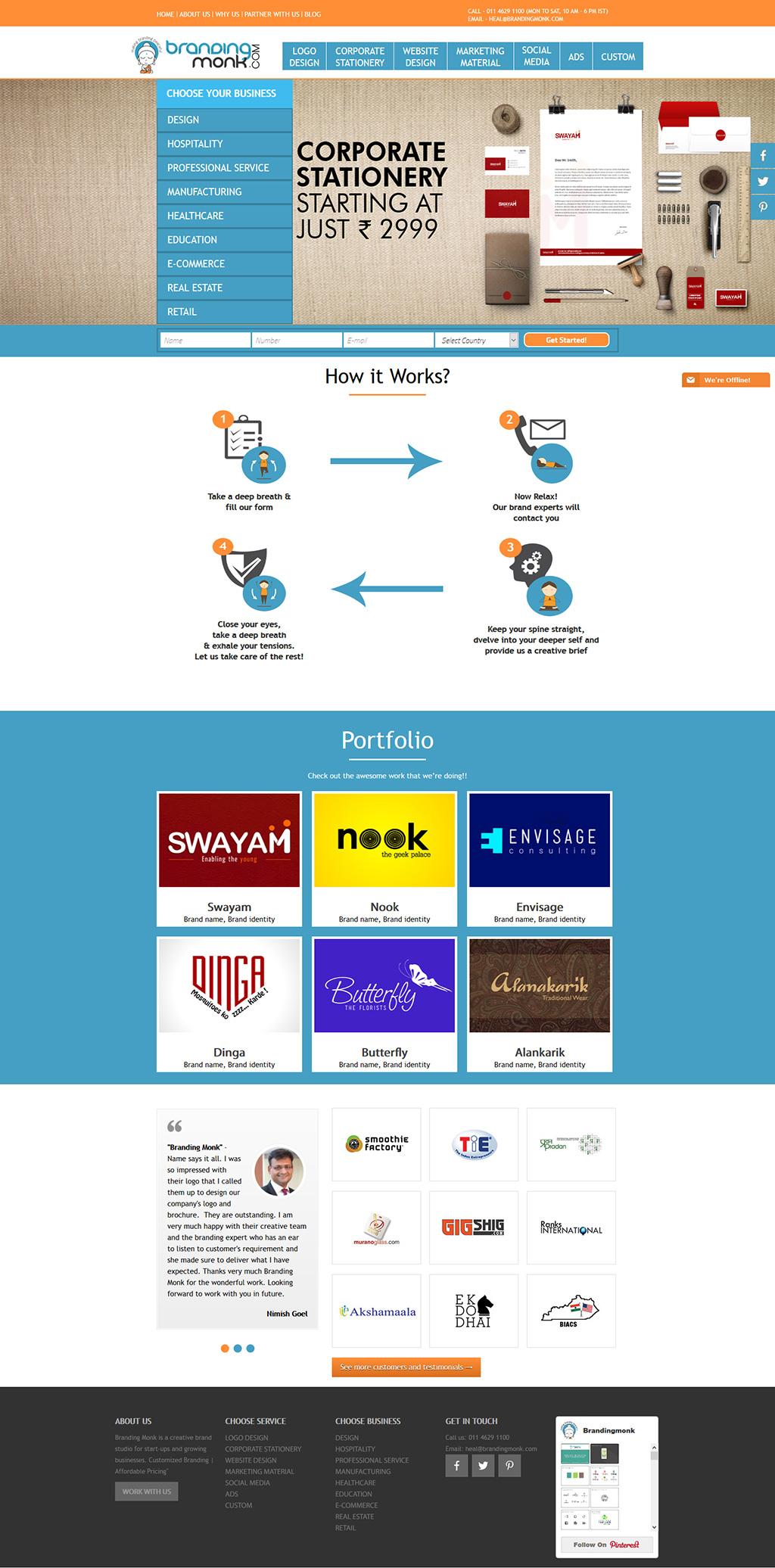 web designing ambala